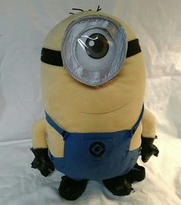 """Other - """"Despicable Me 2"""" Minion Stuart Backpack"""